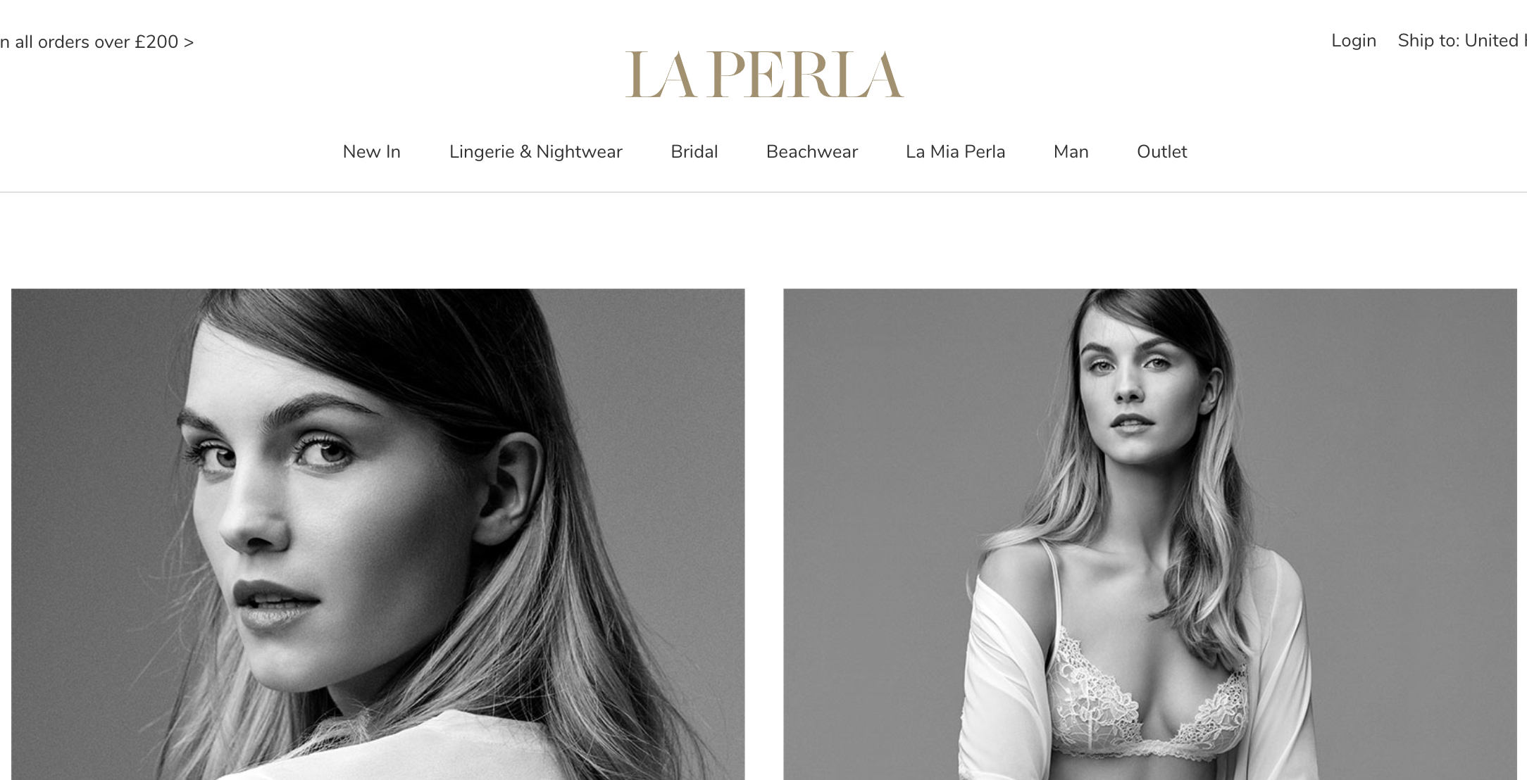 La Perla   Global eCommerce Strategy - Across 9 Territories