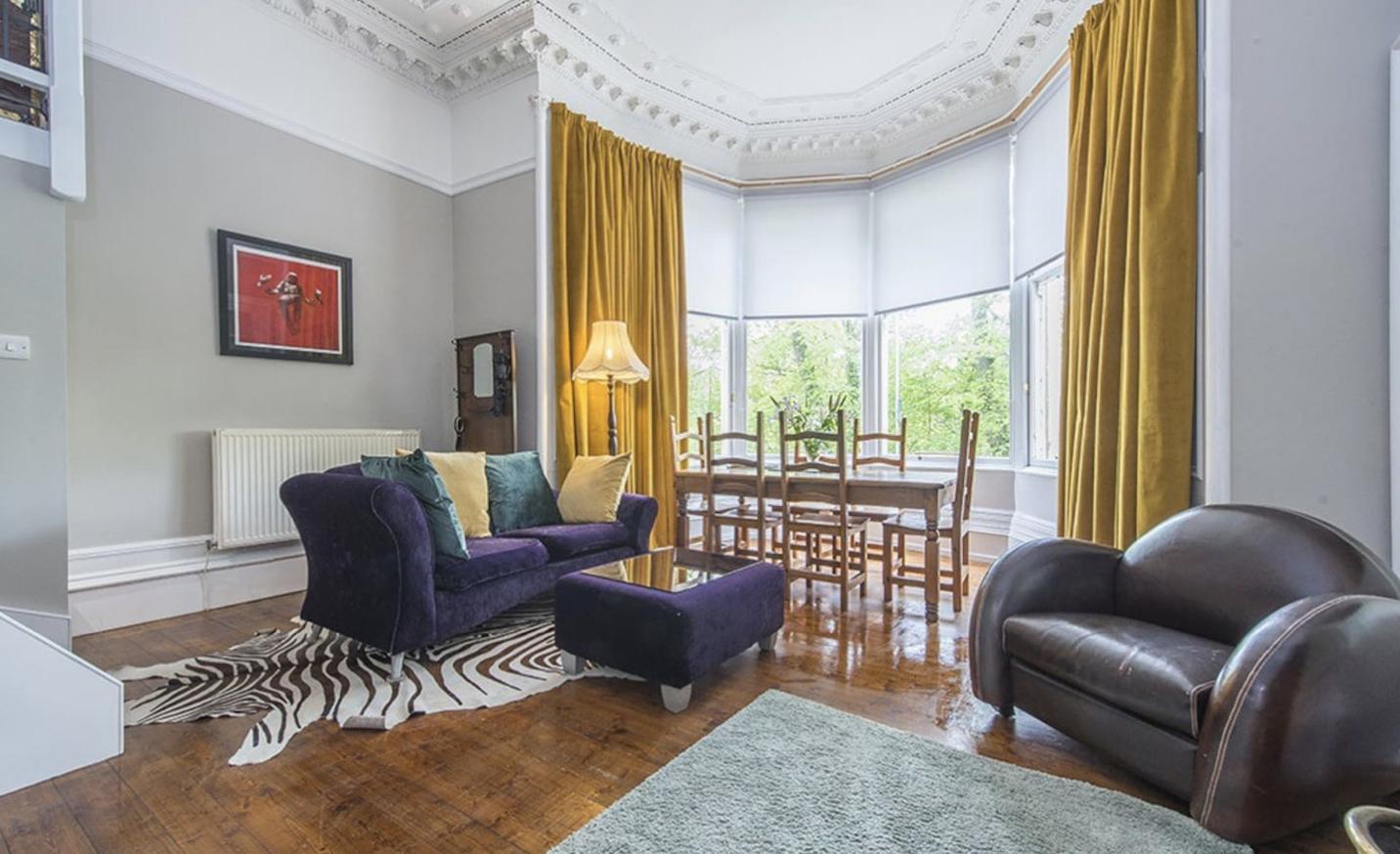 Glasgow Airbnb 1