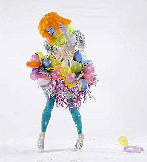 This image is from a collaborative project for Sounds From The Other City: Microcosmic Delirium by Costumologists & Faux Queens