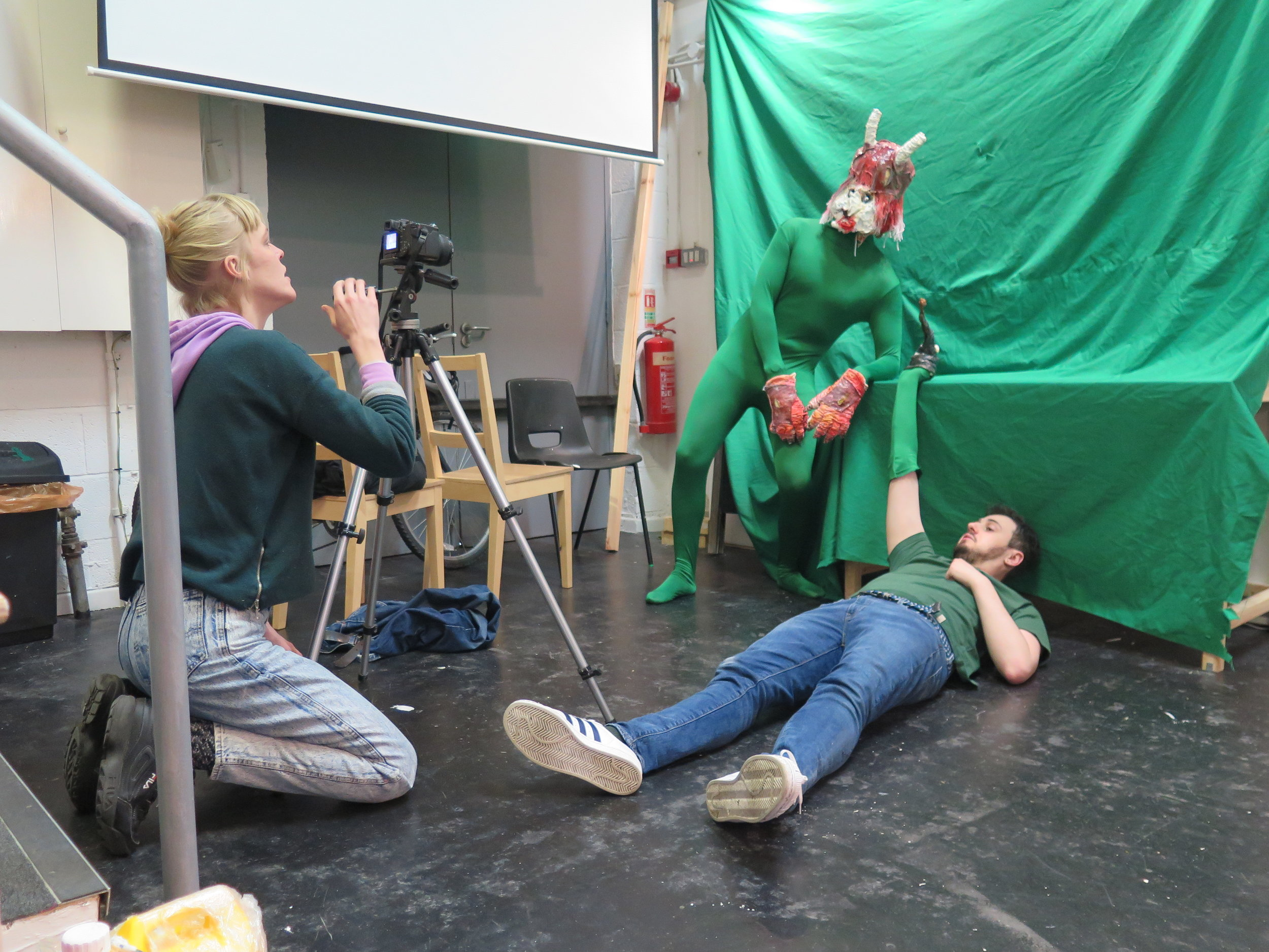 Group collaboration using green-screen techniques.JPG