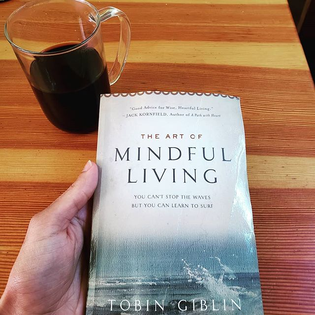 This morning's reading and some Pu-erh tea