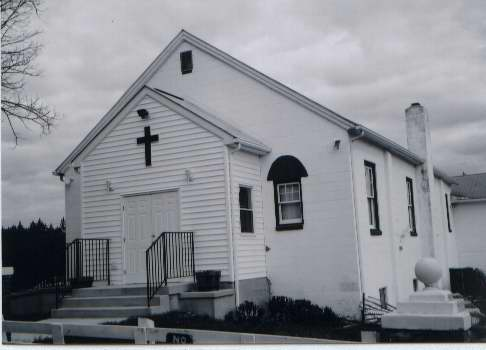 Clever's Oak Church