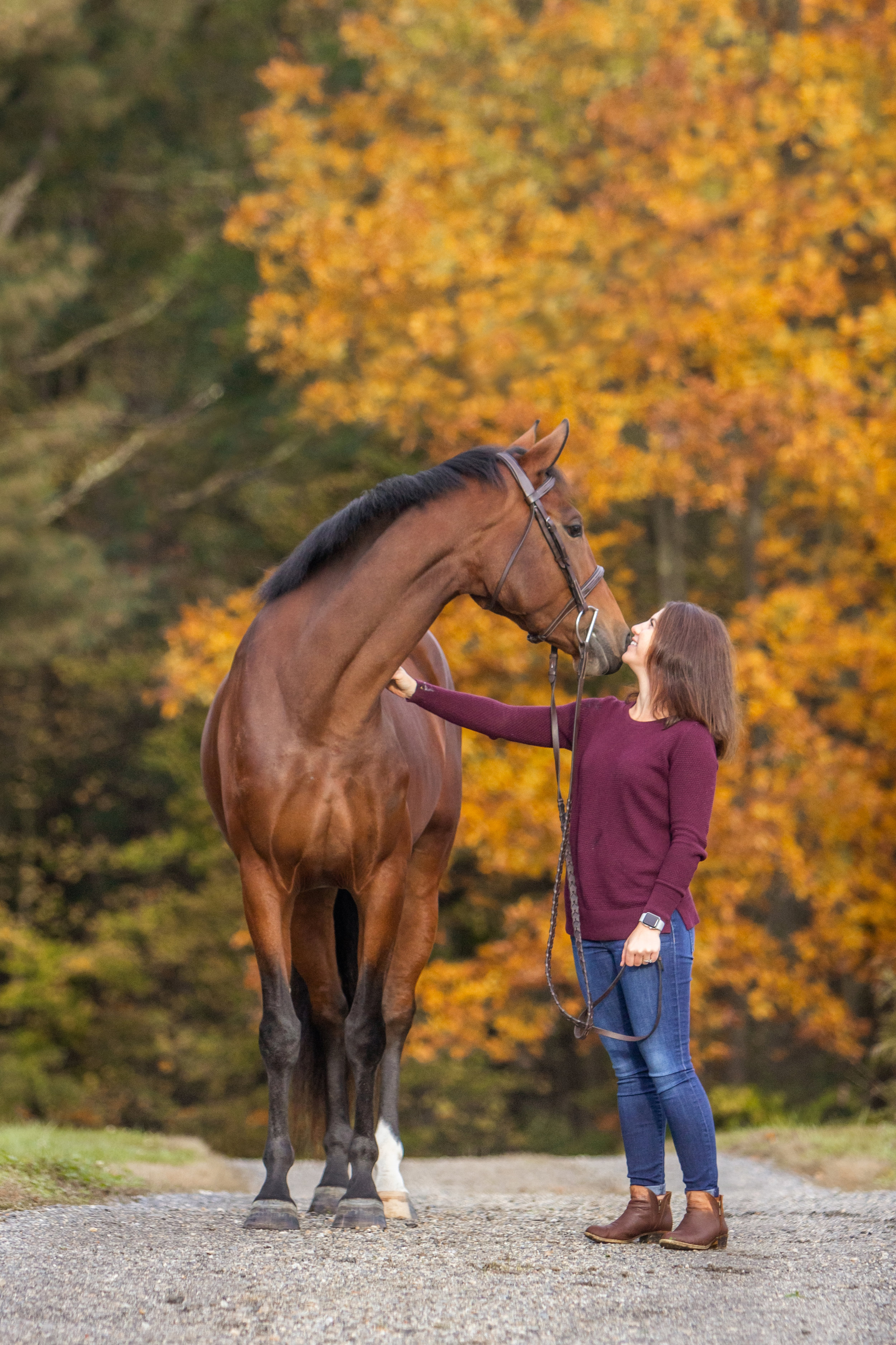 SILVER PACKAGE - $100A smaller, more budget-friendly option that is perfect for someone wanting a few images to share on social media, this package includes:- A 20-minute horse and rider portrait session- 5 digital images in a personal online gallery with easy downloading- Options to purchase prints and products through a professional image lab