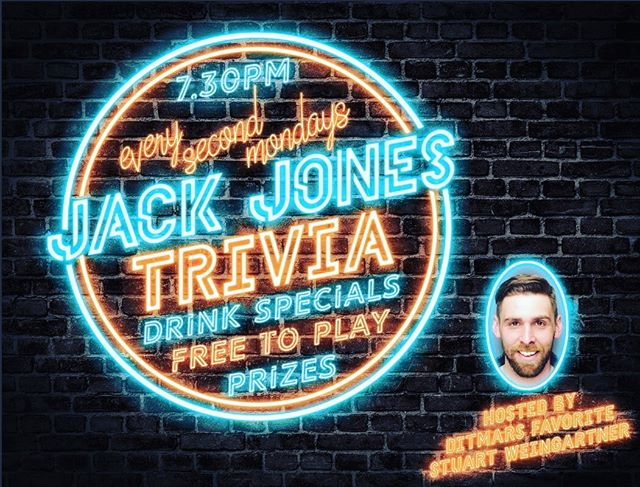 Who loves this guy??? Join @stuweino this Monday, as he HOSTS trivia @jackjonesastoria  Starting at 7.30pm. Great prizes and awesome times, see you there! 🎶🥎 📺 🍻 💰🎸🕵🏽‍♀️#welcomehome #astoria #trivia #whiskey #music #summer