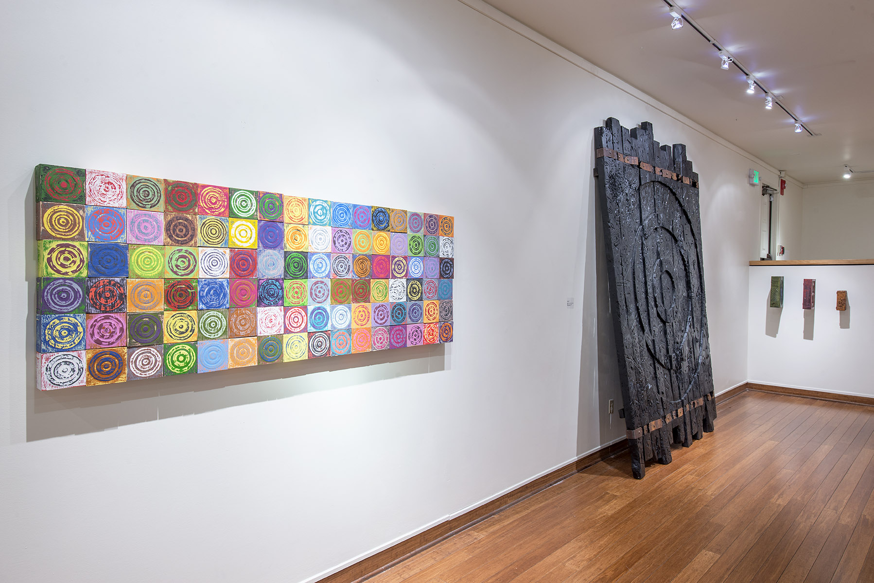The Prophet's Library Vol. II - Solo exhibition of works by Wesley Clark on view in the Carl Van Vechten Gallery (lower level) through March 2019