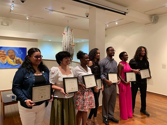 Congratulations to the inaugural cohort for their completion of the Fisk Museum Leadership Program. We want to show appreciation to the 100+ speakers who lent their talents to enrich the upcoming generation of museum professionals! Special thanks to all of our partners including the Georgia O'Keeffe Museum, University of Delaware/Winterthur, Crystal Bridges Museum of American Art, Walton Family Foundation, Ford Foundation, plus many more! #FiskUniversity #FiskUniversityGalleries #FiskMuseumLeadershipProgram #FMLP #FiskForever