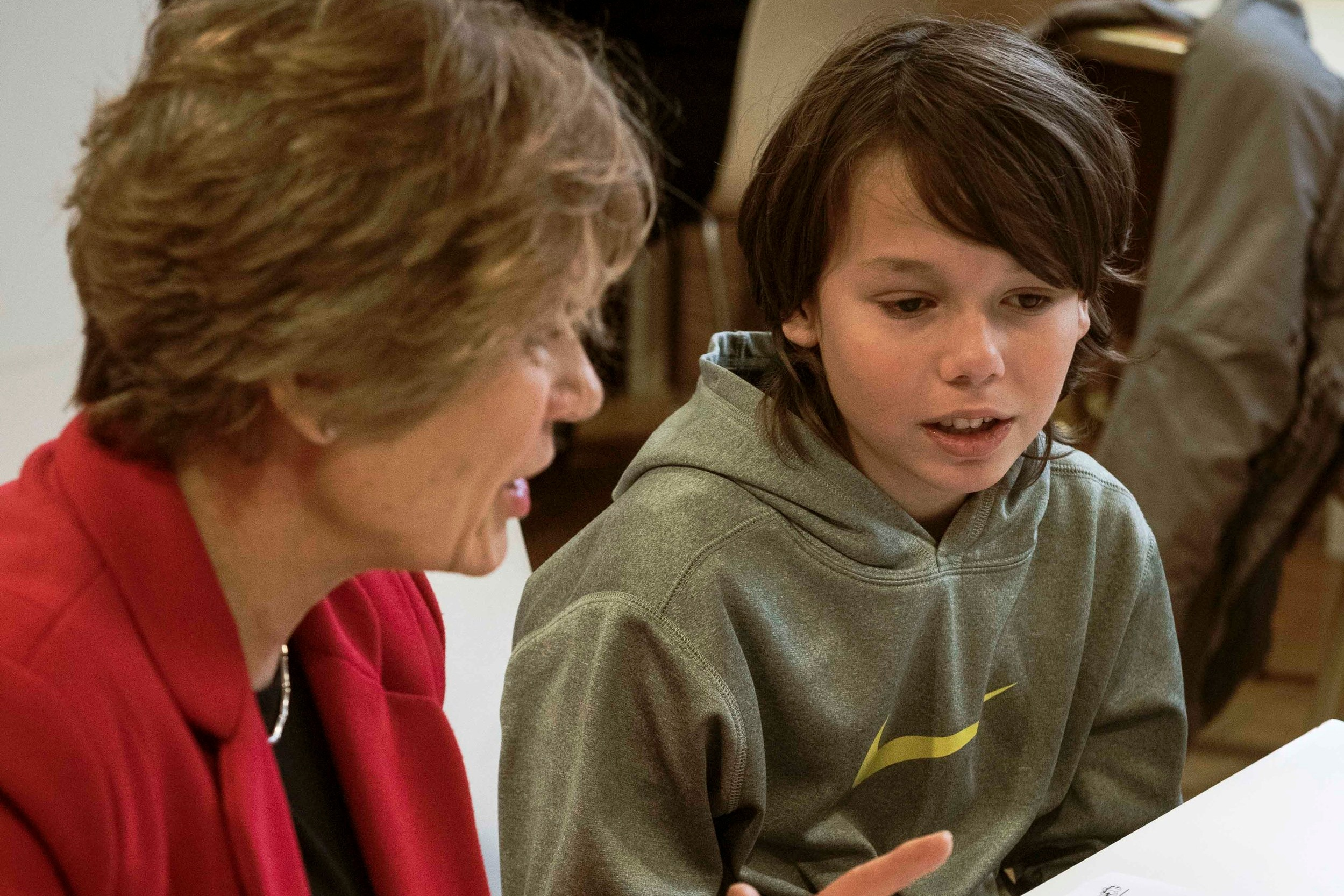 HOME-SCHOOLING SUPPORT -