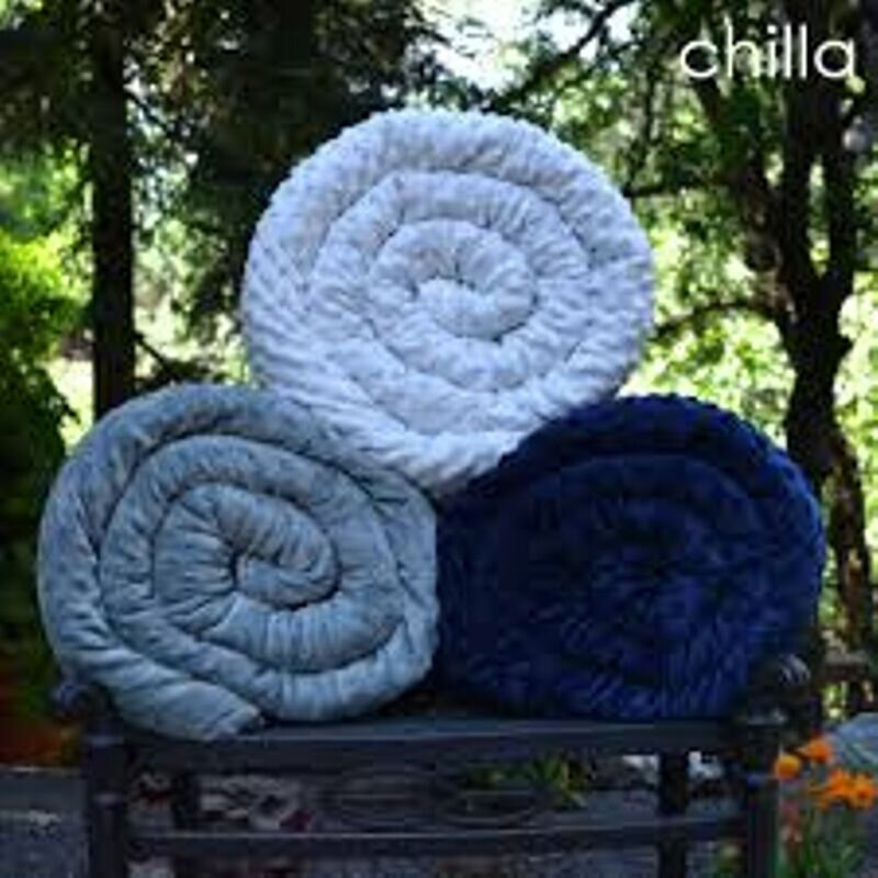 Chilla  Cooling  Weighted Blanket