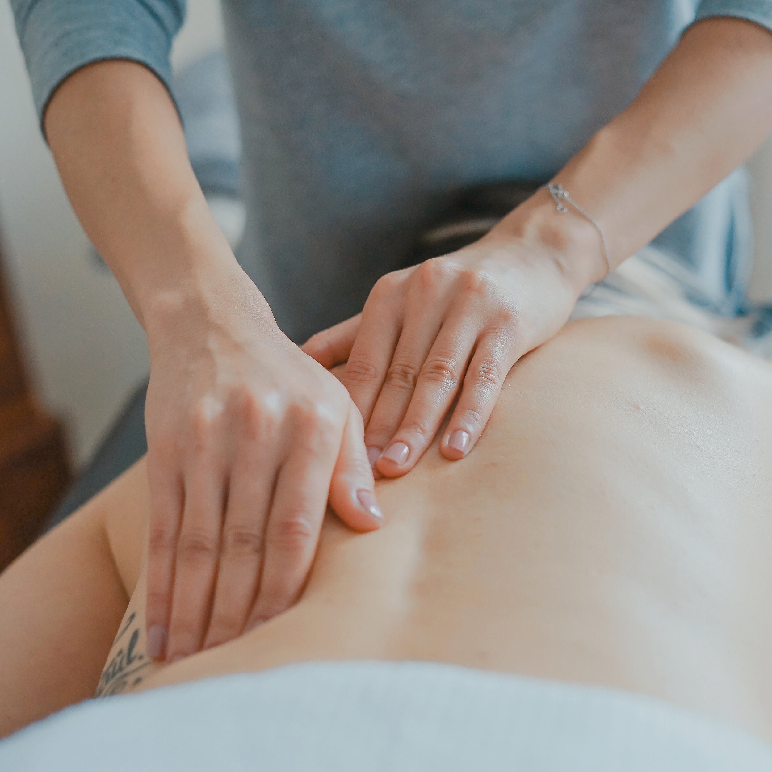 Therapeutic Massage -