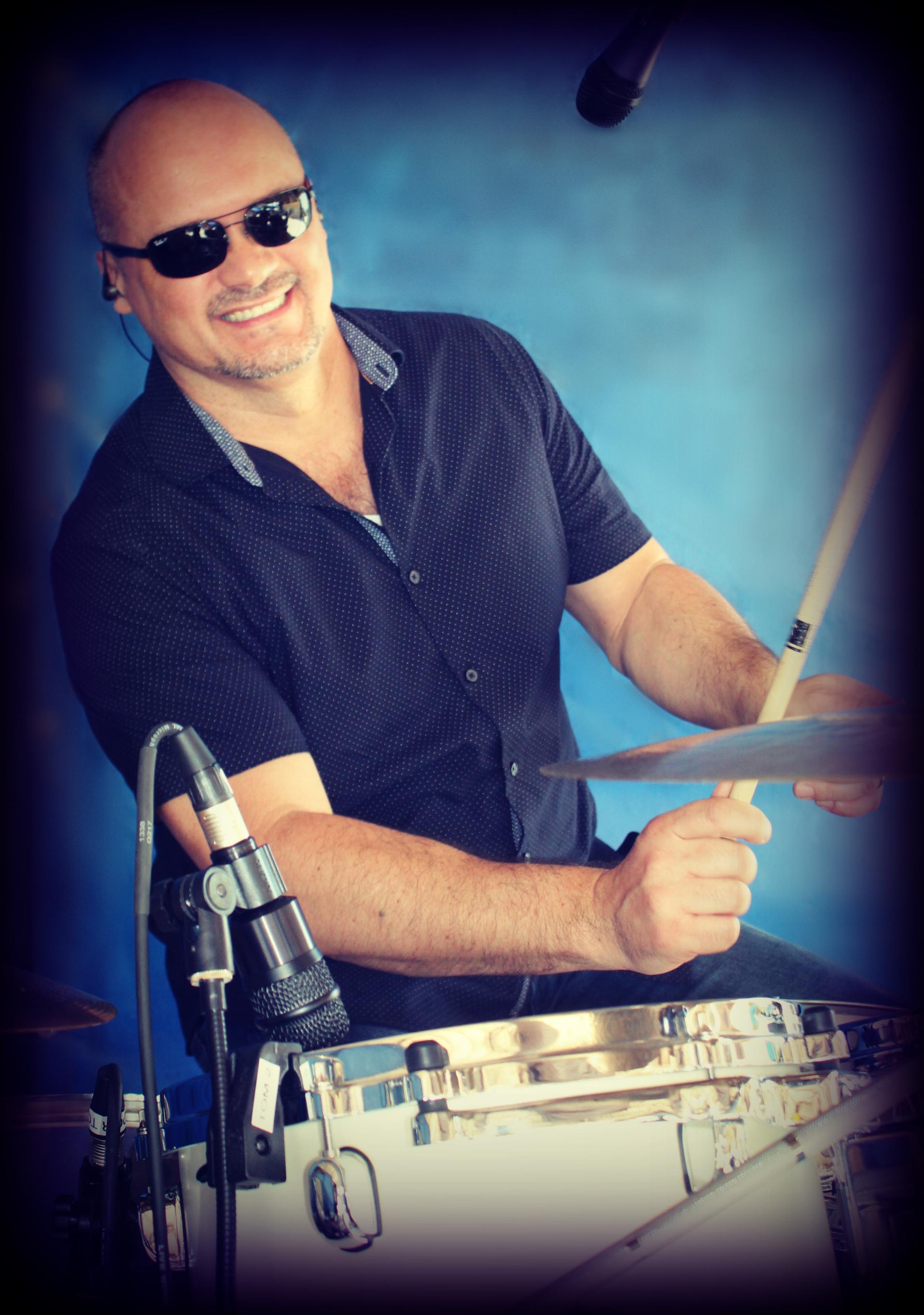 Rui Pinto - Drums