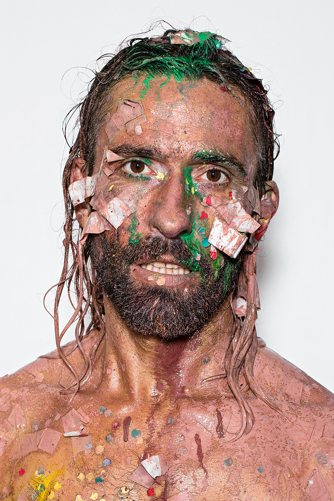 Cédric Charron  Jan Fabre / Mount Olympus, To glorify the cult of tragedy, a 24h performance
