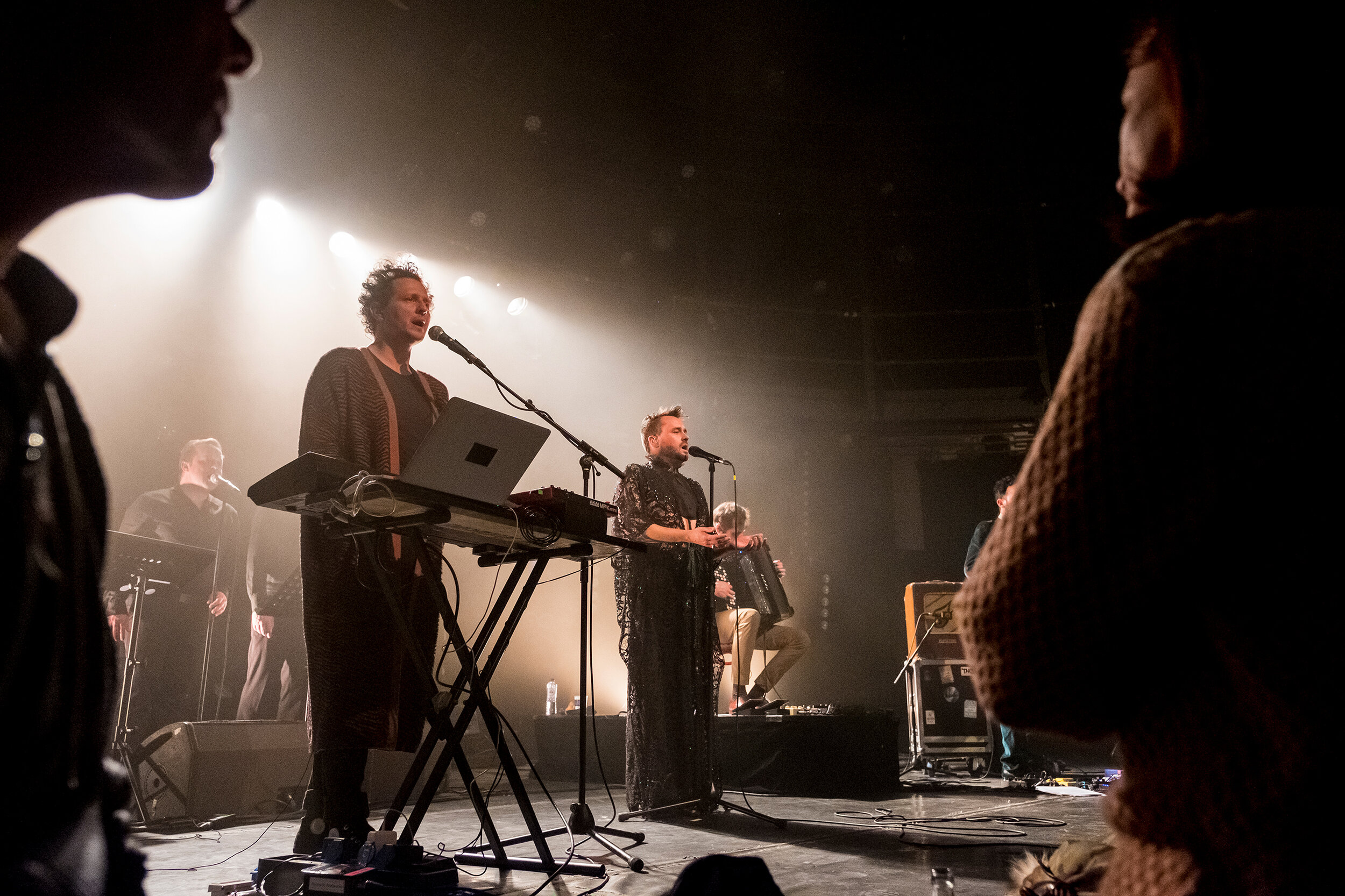 Dez Mona,  Book of Many , soundcheck and concert at Botanique, Brussels (17.02.2019)