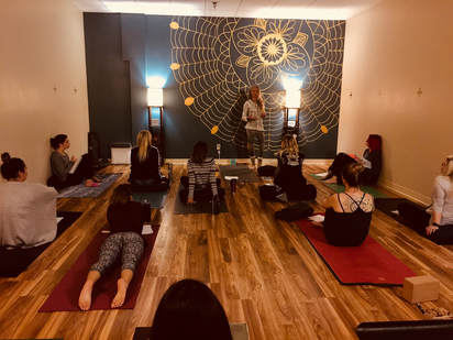 Learn and practice about different styles of yoga every Friday with guest teachers.