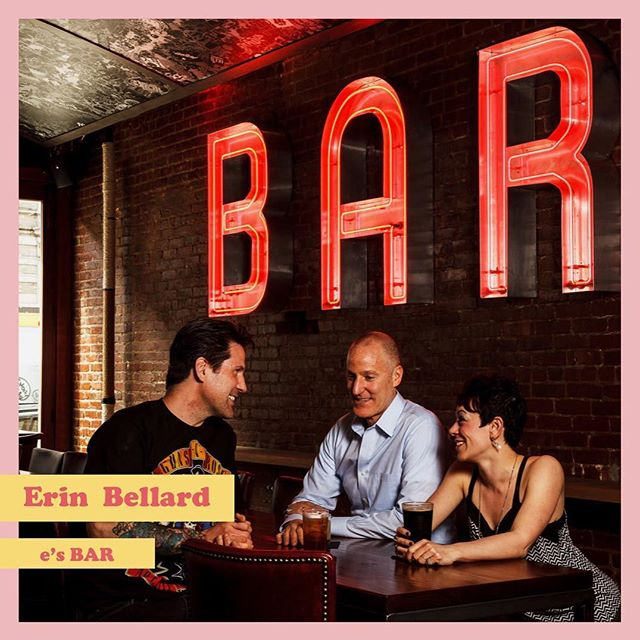 """It's funny, a lot of times when we're setting up accounts, people will call me Mr. Bellard. They assume that there isn't a female."" - Erin Bellard, co-owner of @ebarnyc on the lack of female bar owners in NYC. Read more about Erin's career in the industry and how e's BAR has become one of NYC's go-to neighborhood spots. Link in bio 🍻#eattoelevate"