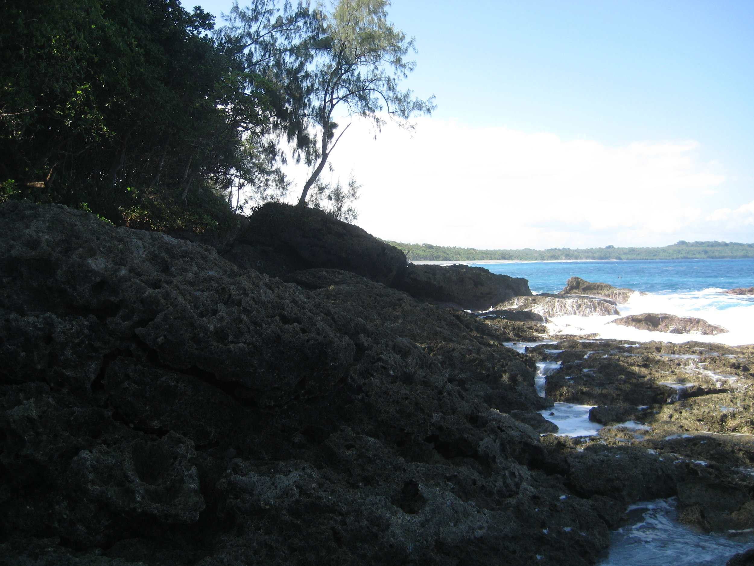Potential target location for recovering coral material of Last Glacial Maximum ages