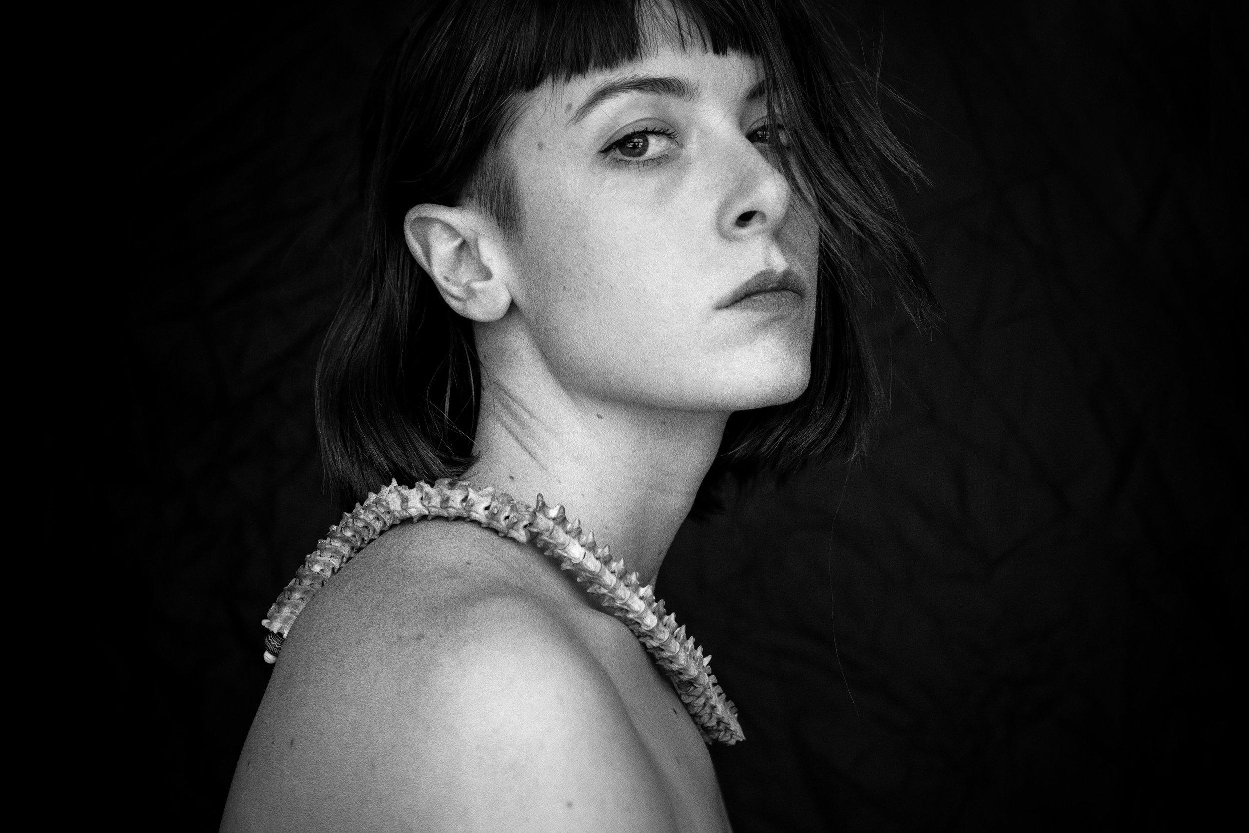 Portrait Ophélie