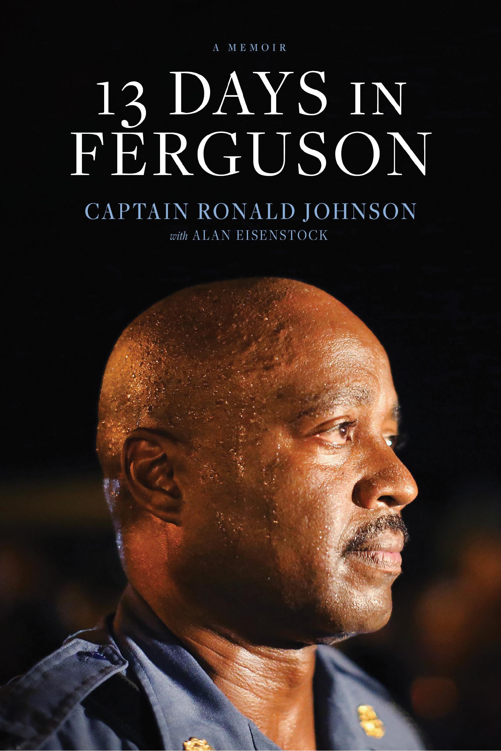 13 Days In Ferguson Cover