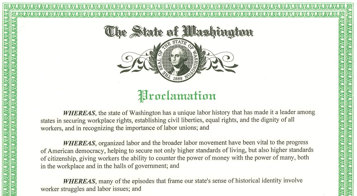 Click  here  to view full proclamation