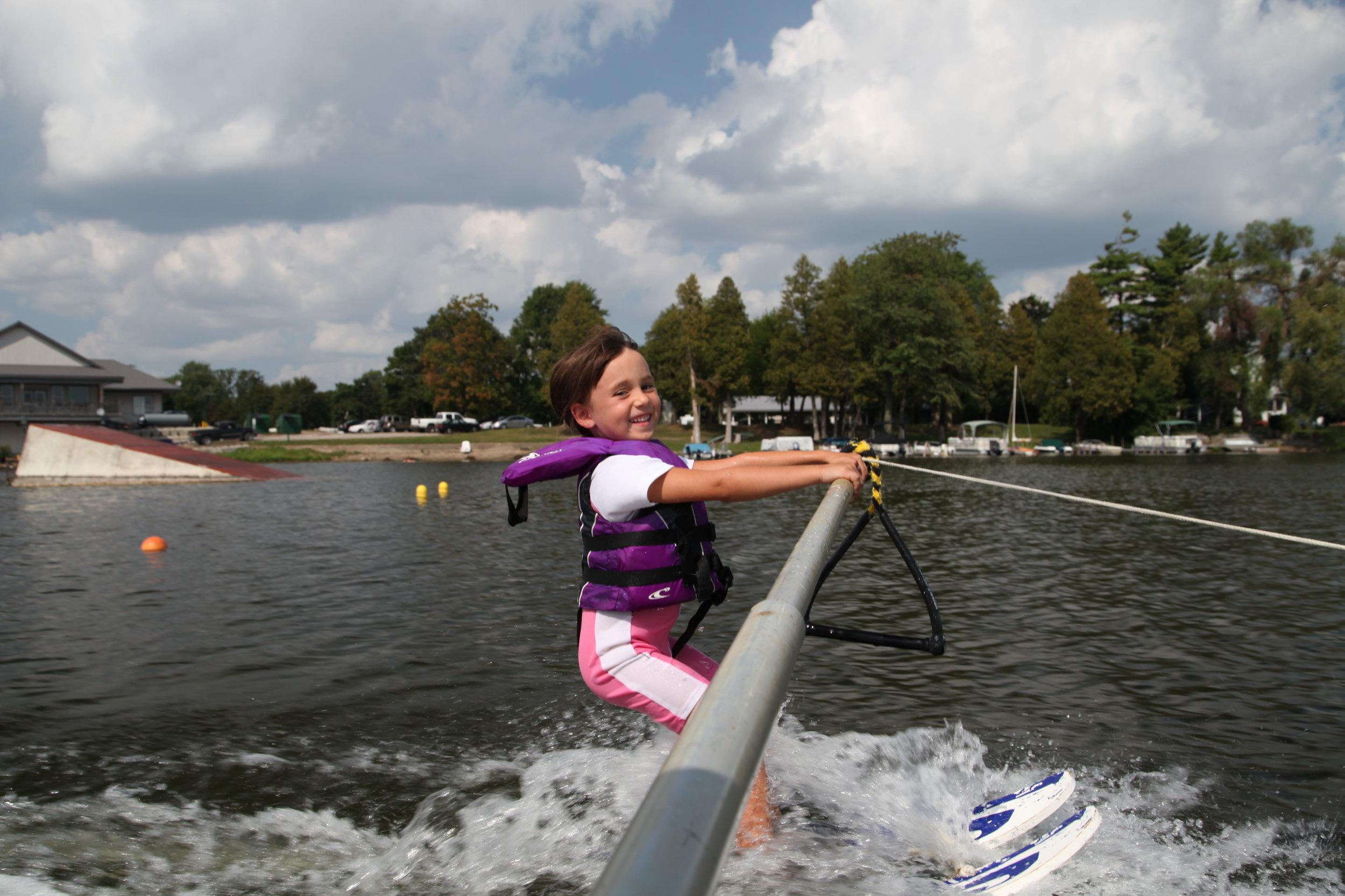 Beginner Water Ski Lessons