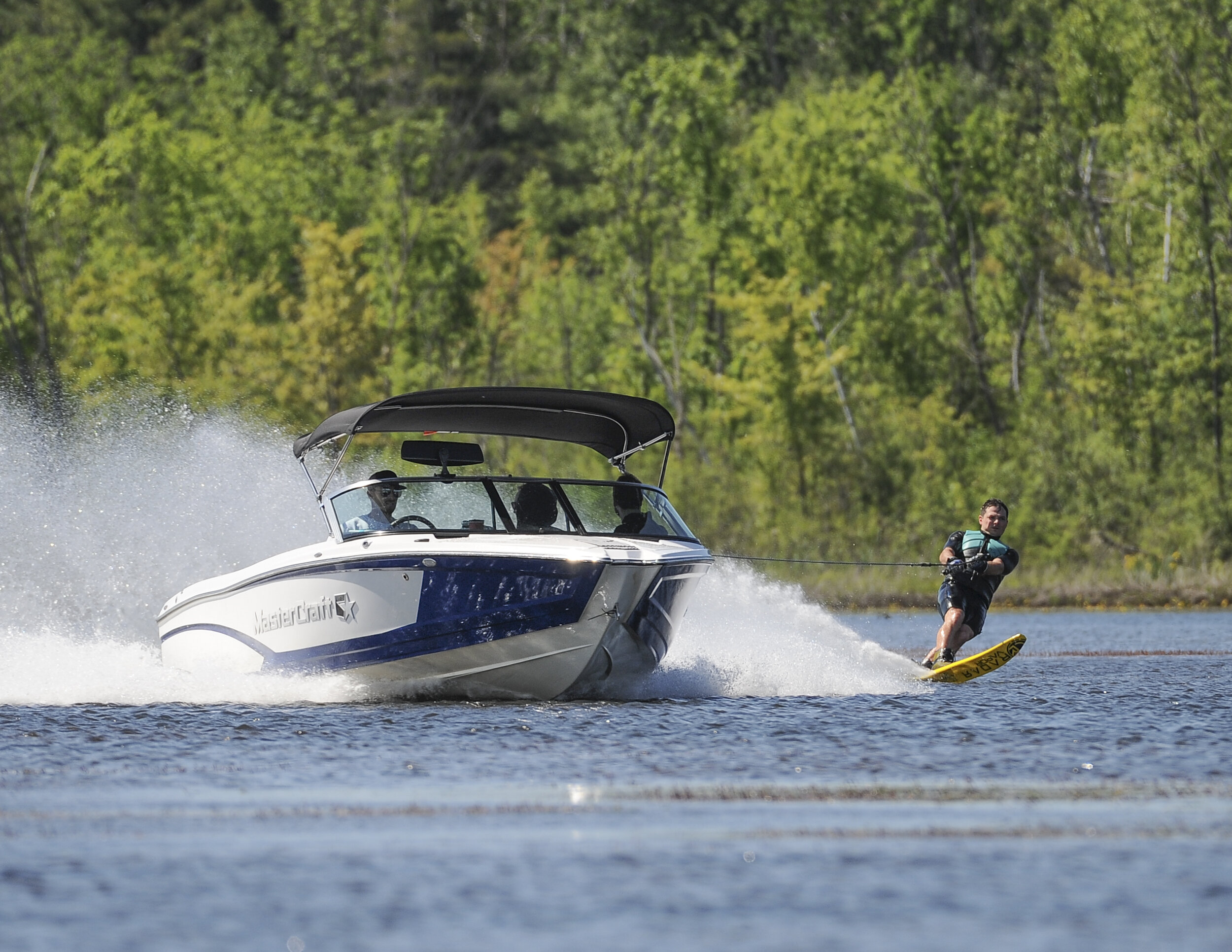 Spreading our love for water skiing one lesson at a time -