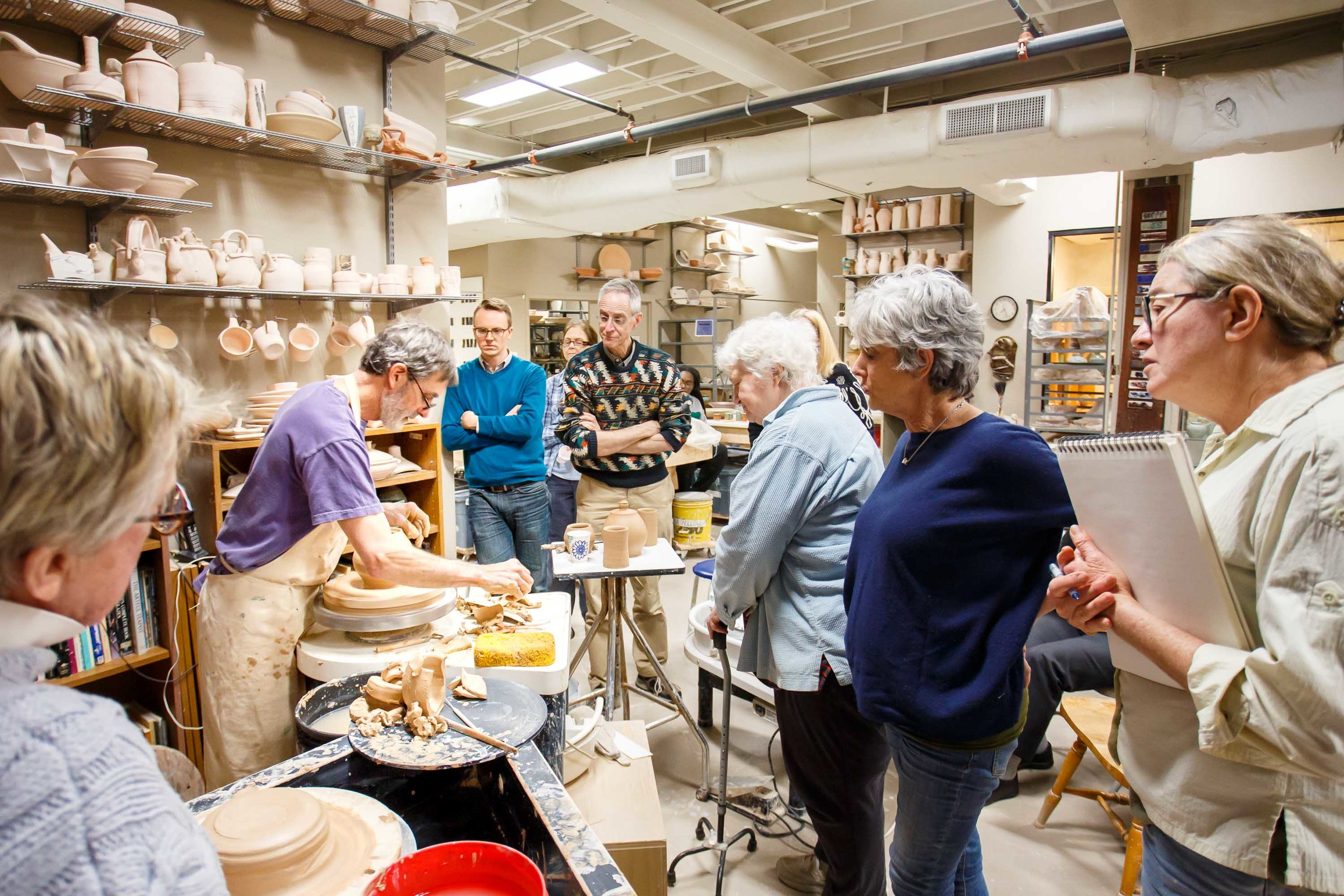 Pottery Jam with Mark Shapiro