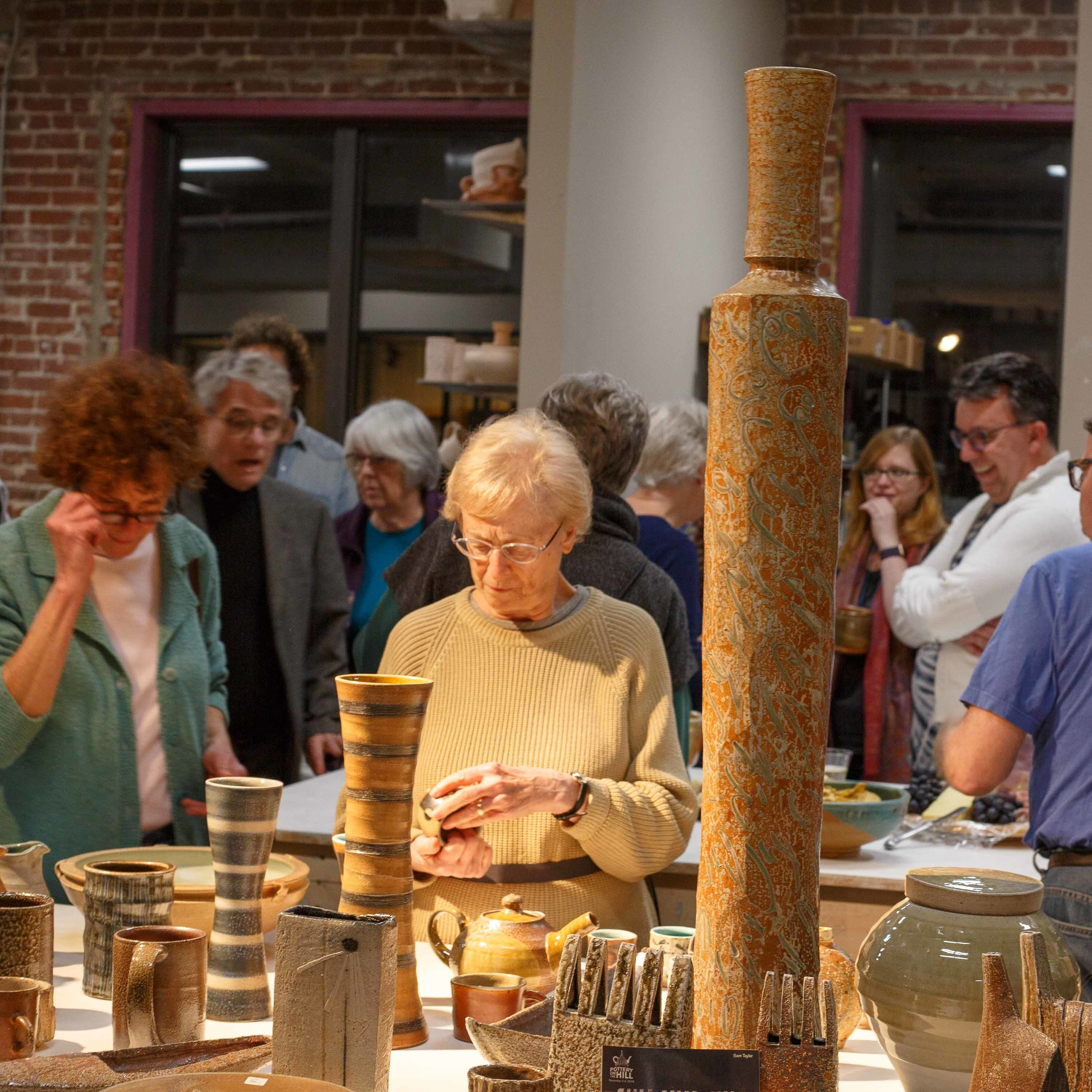 Pottery Jam with Sam Taylor and Mark Shapiro