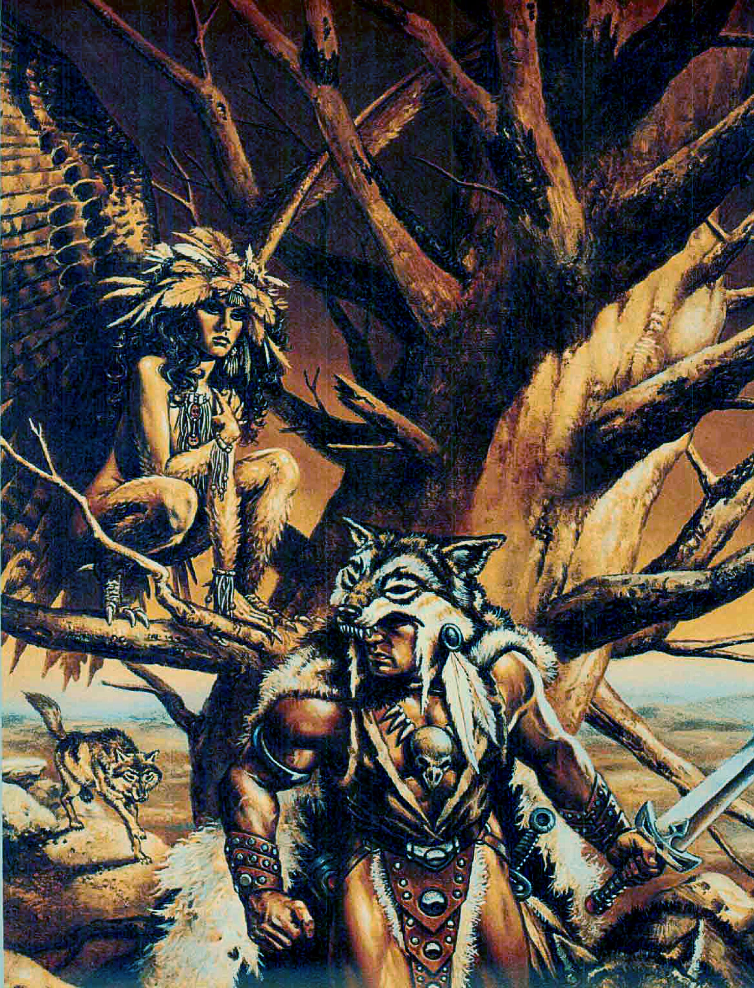 Complete Barbarian's Handbook ,  1995 TSR