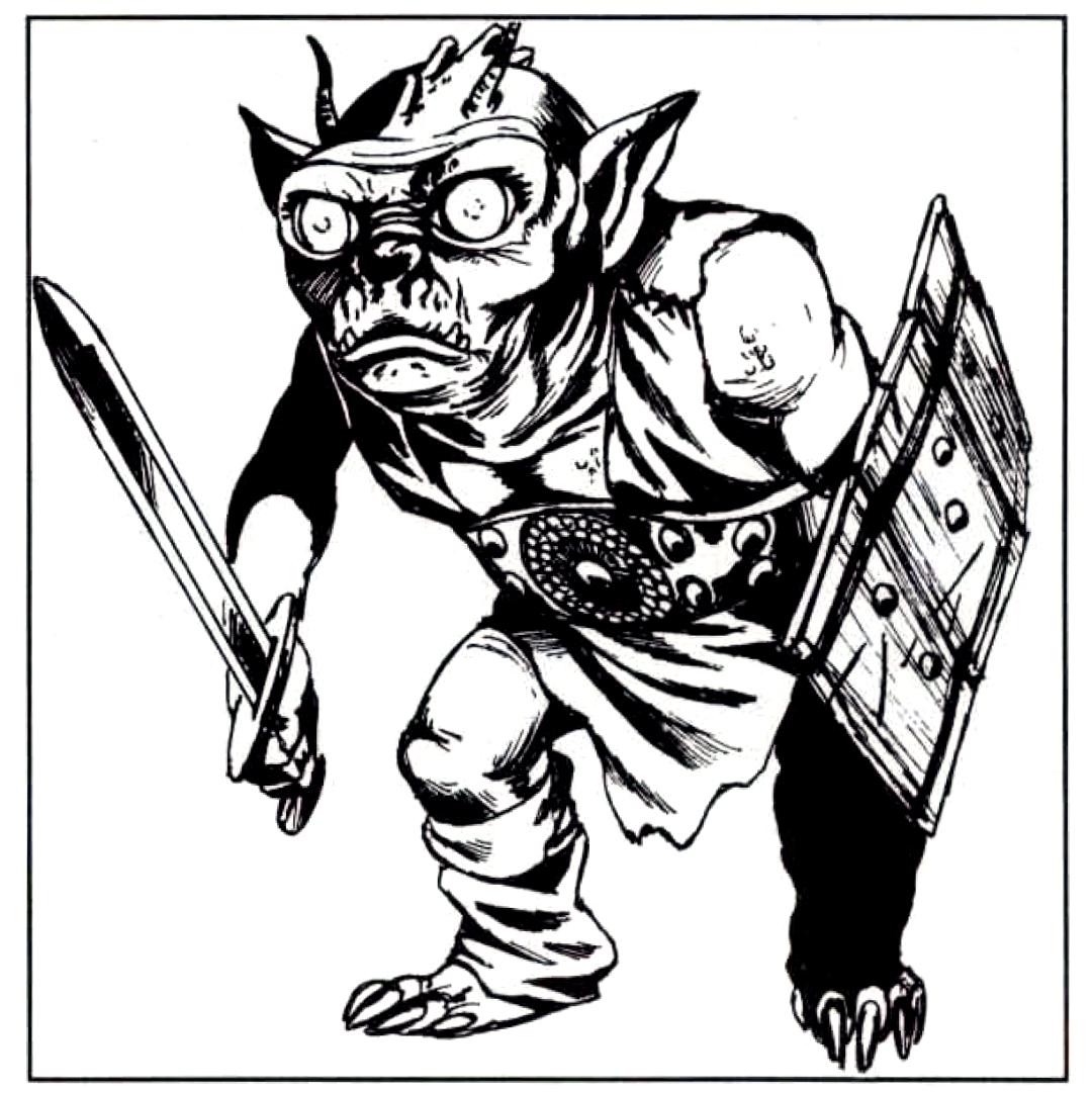 Monstrous Compendium 1 , 1989 TSR, Inc.