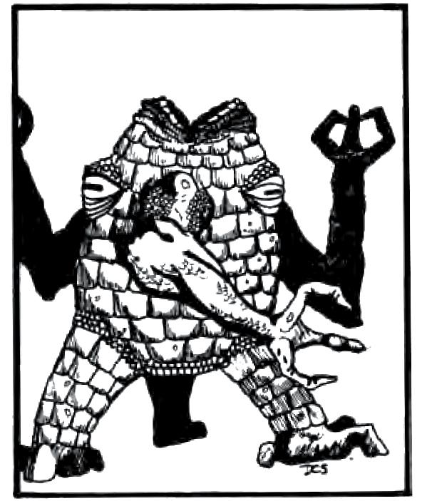 Monster Manual , 1977 TSR, Inc.