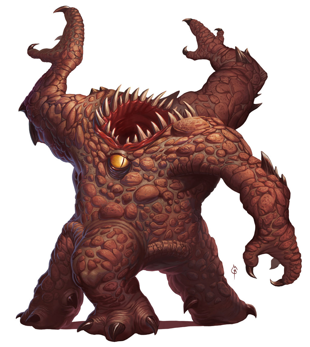 Monster Manual , 2014 WotC