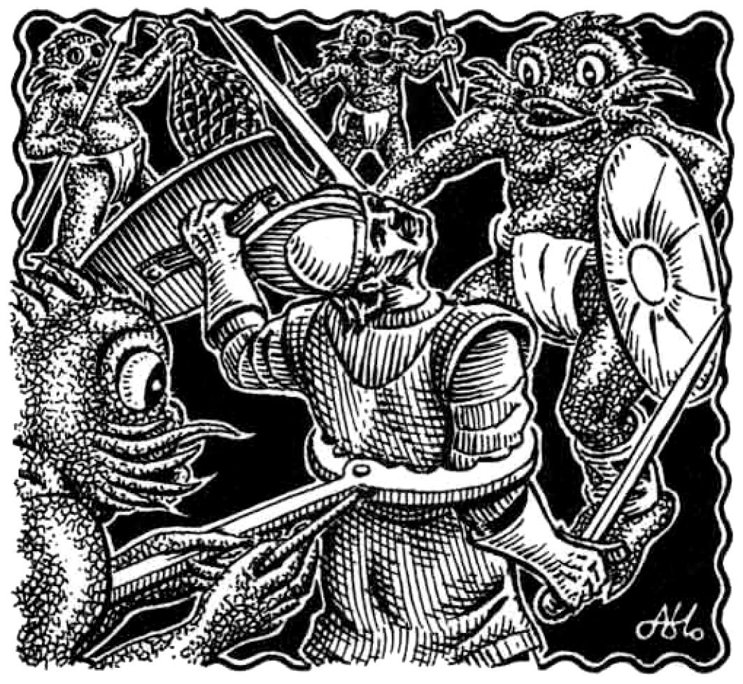 Fiend Folio, 1981 TSR Inc