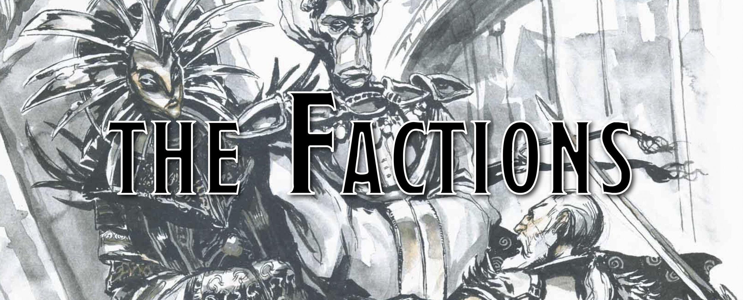 World the faction test secret Templars