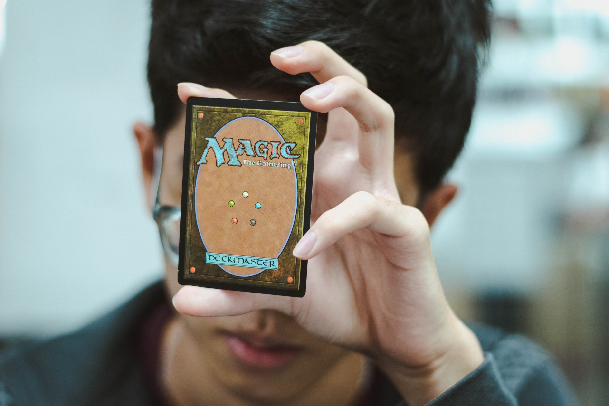 We buy MTG cards - Visit the store to learn more about trading your Magic: The Gathering cards in for cash or store credit!