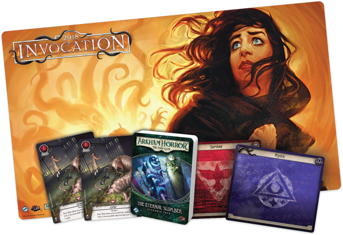 Arkham at oej - We host organized events where you can meet fellow investigators and grow your network of contacts in the Arkham world. Each event is unique - from Invocation Events with custom loot from Fantasy Flight Games to epic multiplayer adventures, we have you covered.Visit our calendar of events to find out what's going on next!