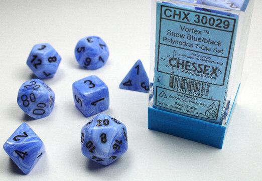 Vortex: Snow Blue/Black