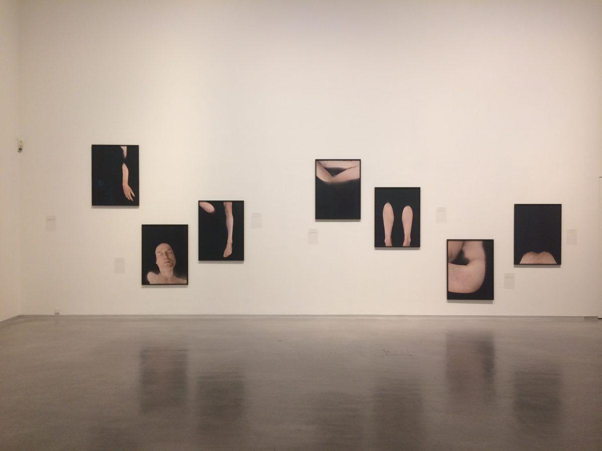 Loredana Nemes, σειρά Ocna. Closer Scrutiny, Berlinische Galerie, άποψη εγκατάστασης