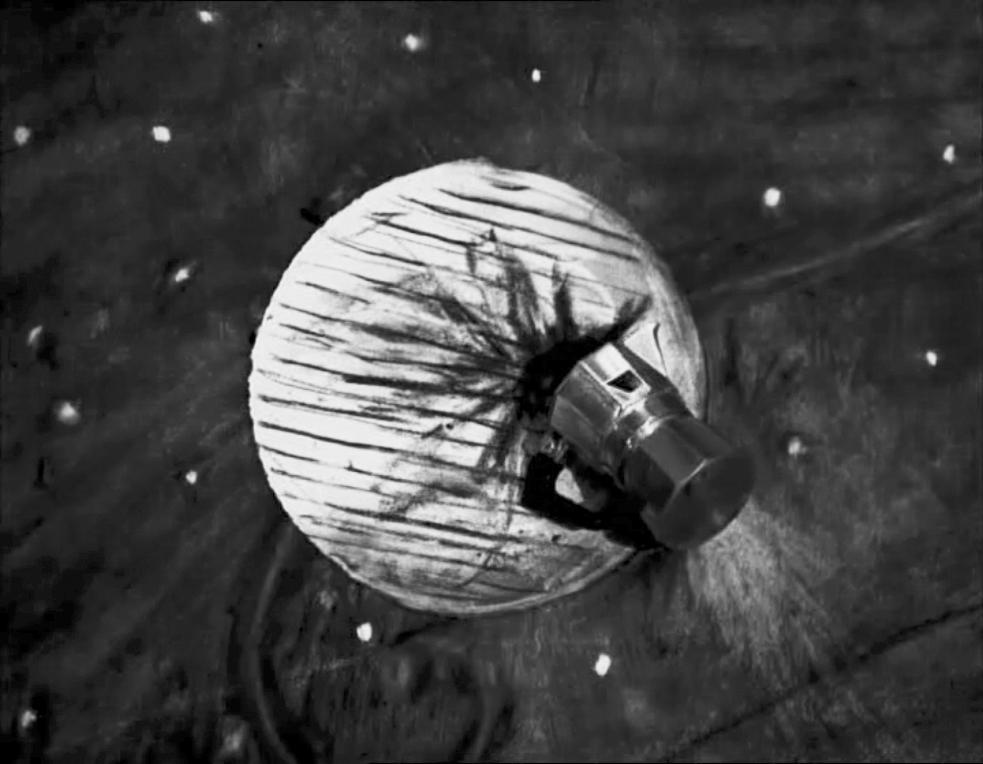 William Kentridge - Journey to the moon