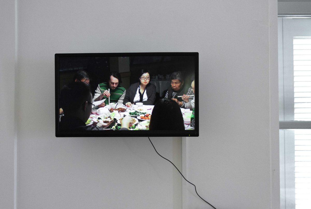 Francesco Gagliardi, Translation #6: Shuang Shuang Yan, 2009 | Reassembly exhibition – Tinos Quarry Platform