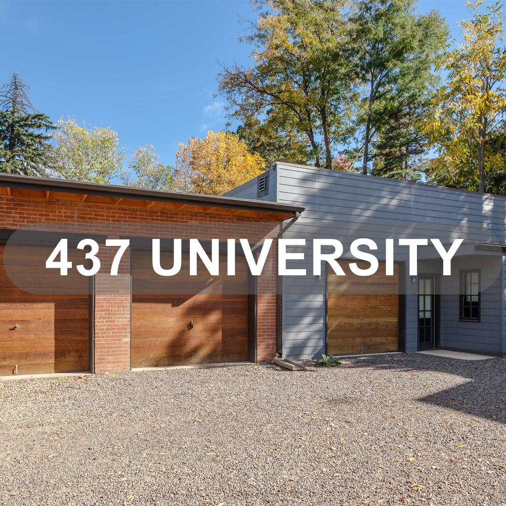 437 University Avenue