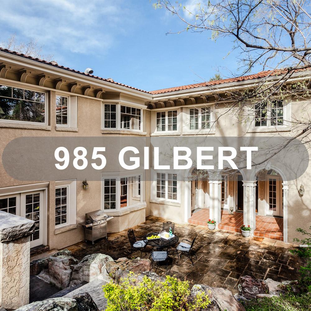 985 Gilbert Street