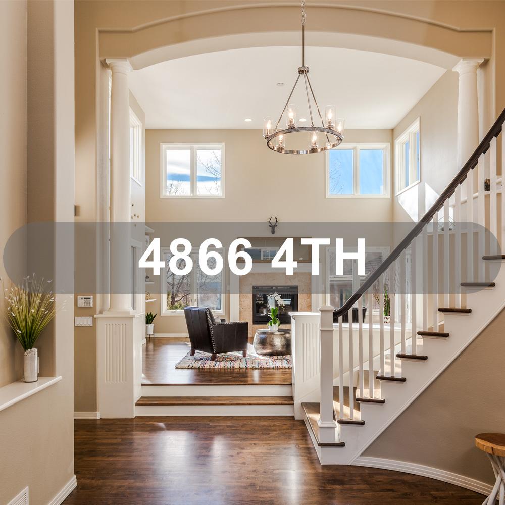 4866 4th Street
