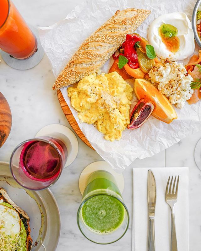 The Shoo Shoo Breakfast, no Sunday is the same without it ☀️