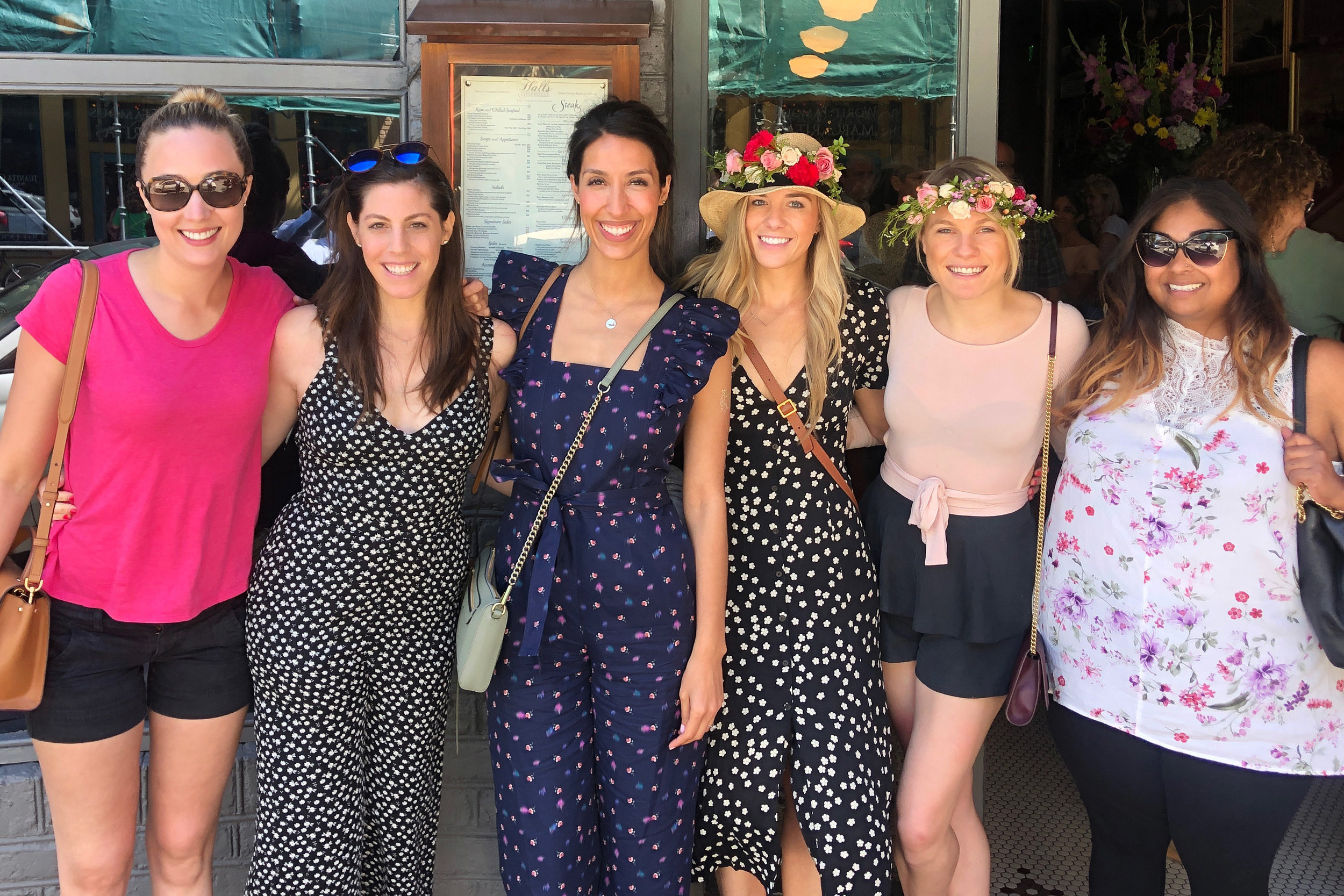Interested in setting up a party for an upcoming bachelorette getaway this summer?    Schedule    now before it's too late!    xo, Molly