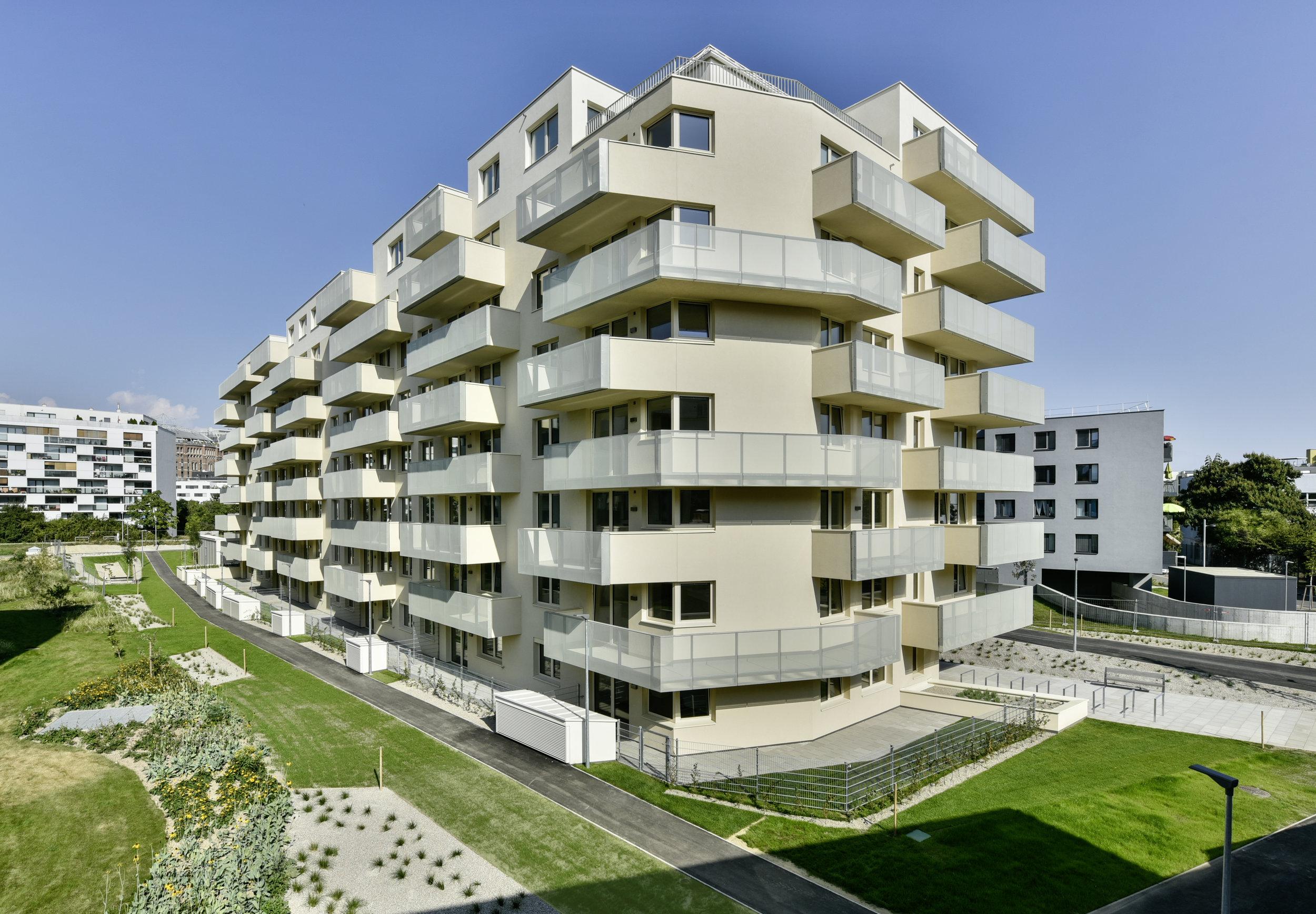 Subsidised Housing - image credit: Lorenz Reiter