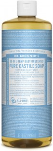 Dr. Bronners Baby unscented soap