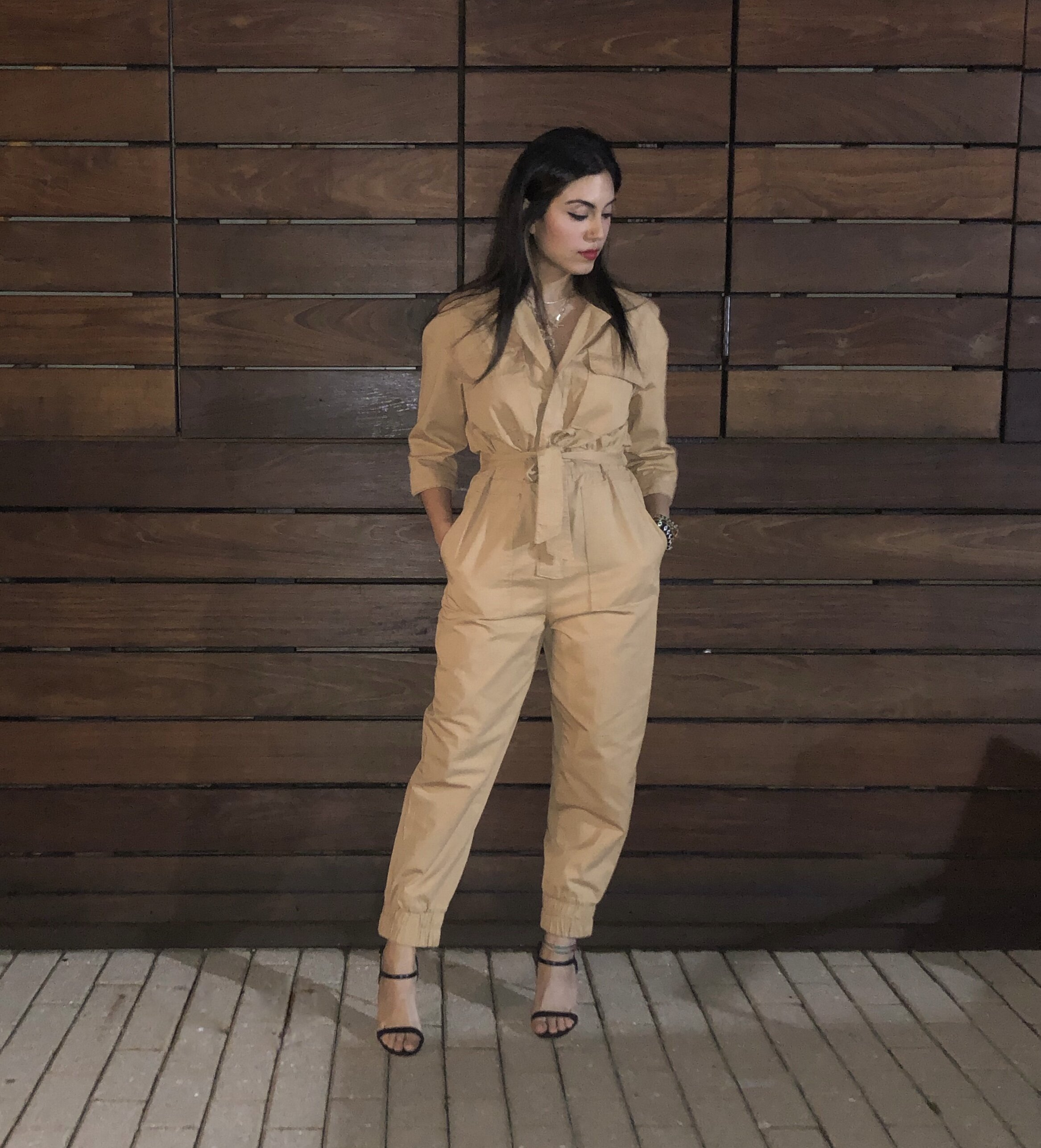 Chiffon Talking… - Utility Jumpsuits + Where to shop Them