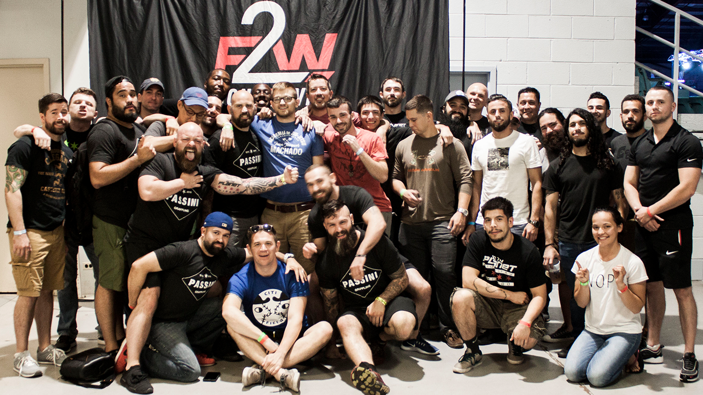 Fight 2 Win Pro, Team Photo