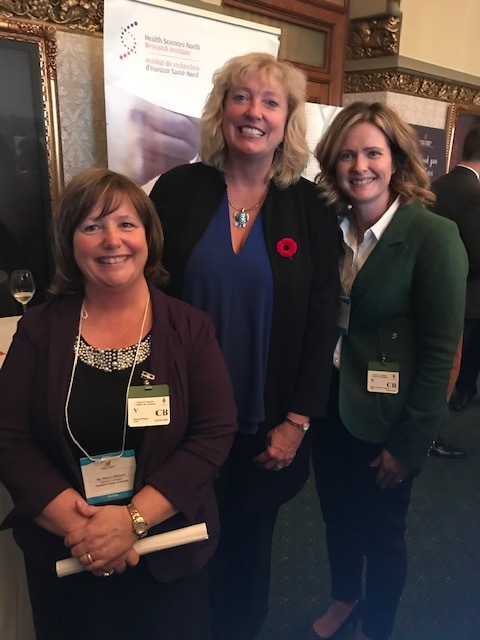 Health Research Caucus Reception on Northern and Rural Health Research