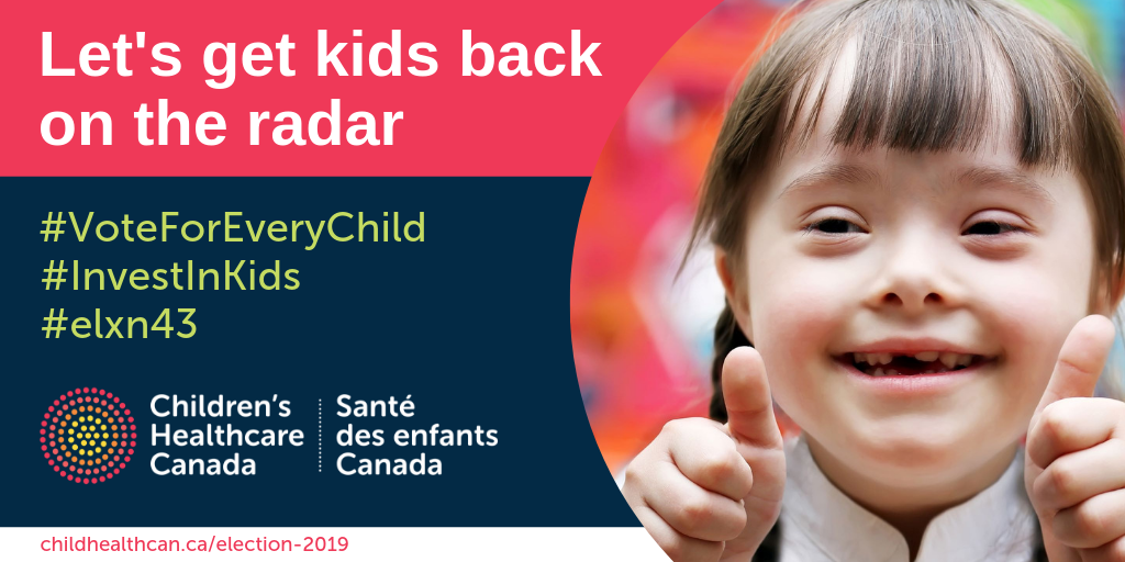- The child & youth pop'n in Canada is growing. Put children on a healthier trajectory for life. @JustinTrudeau @AndrewScheer @theJagmeetSingh @ElizabethMay what will YOU do to get kids back on the radar? #InvestInKids #VoteForEveryChild #elxn43 #pedianomics