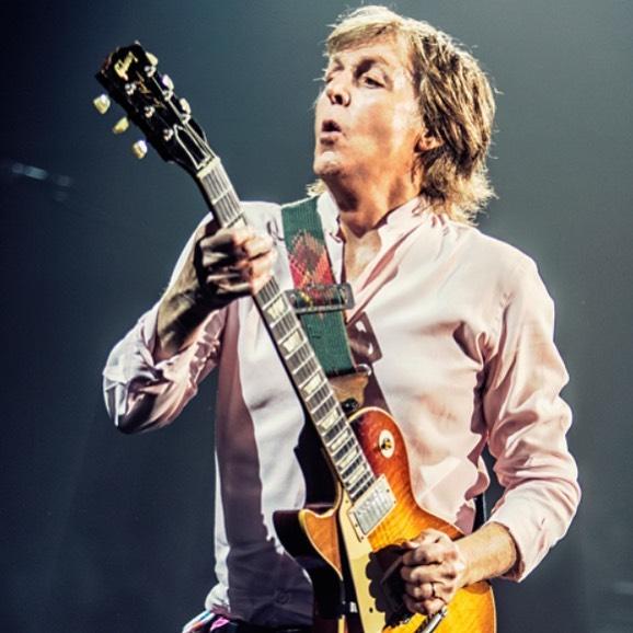 Happy birthday, Sir Paul McCartney! The Beatles legend turns 77 today #bornonthisday 🎉 #inspiration